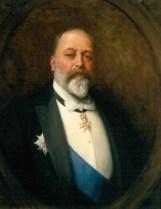 Le Roi Edward VII du Royaume-Uni